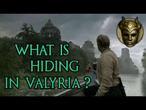 The Secret Of Valyria  |  Can It Help The Realm? (Game of Thrones)