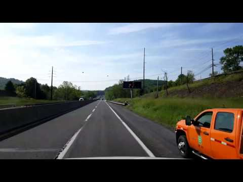 BigRigTravels LIVE! - Final leg of delivery into Hatfield, Pennsylvania - May 24, 2016