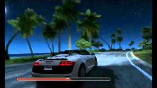 Test Drive Unlimited 2: Casino Island Time Trial