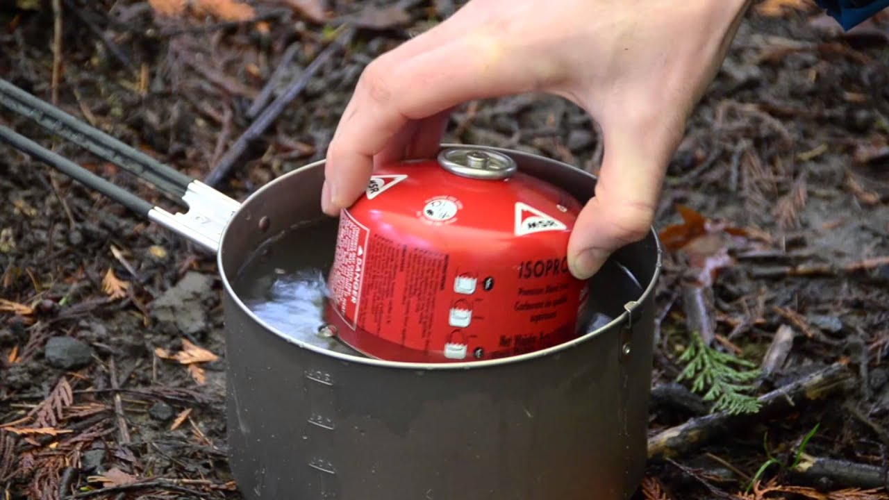 Stoves 101: How to get the most out of your fuel canisters