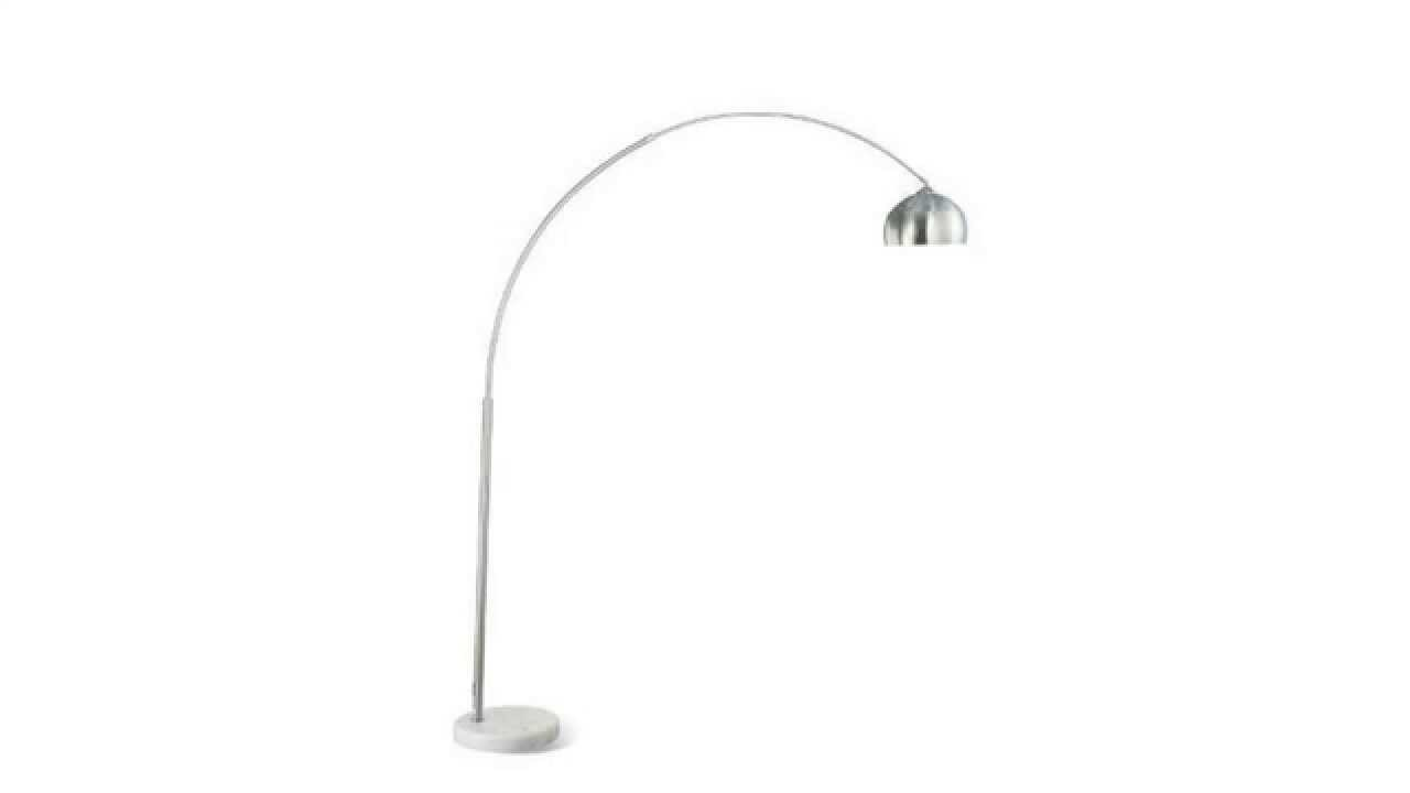Accent Metal Shade Floor Lamp - Coaster 901199 - YouTube