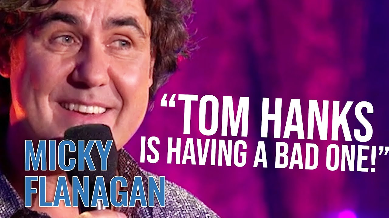 Going On 'The Graham Norton Show' | Micky Flanagan - An' Another Fing Live