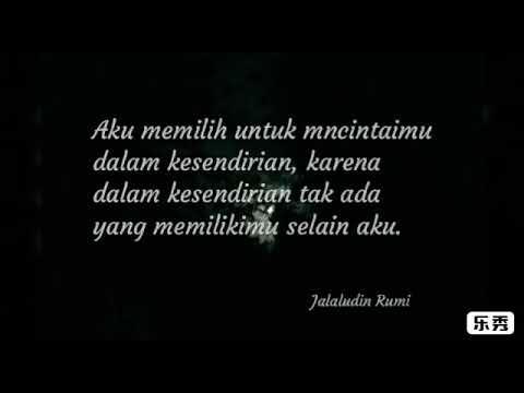 Kata Kata Cinta Jalaludin Rumi