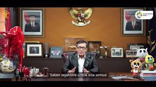 Minal Aidin Wal Faidzin, Mohon Maaf Lahir dan Batin -YHL-