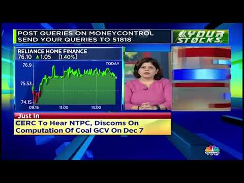 Your Stock | Hold Reliance Capital, Reliance Home Finance: Sharmila Joshi | CNBC TV18