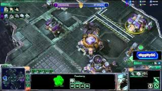 Starcraft 2: IEM Goody v Sase on TerminusRE