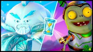 MONSTER HERO SHOWCASE! Plants vs Zombies Garden Warfare 2