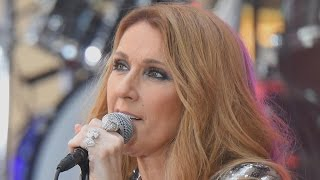 Celine Dion Records New Song for