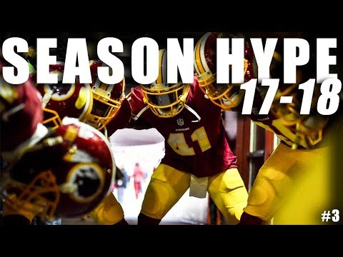 Washington Redskins 2017-18 Secondary Hype Video ᴴᴰ || #3