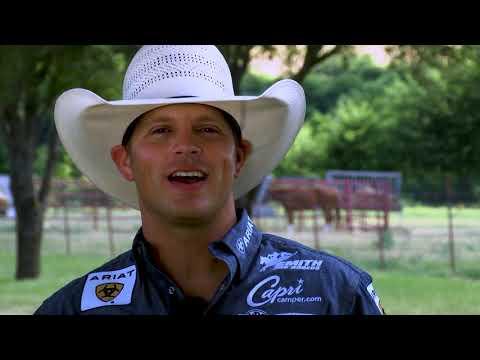 Tarleton Rodeo HOF, Bradley Harter