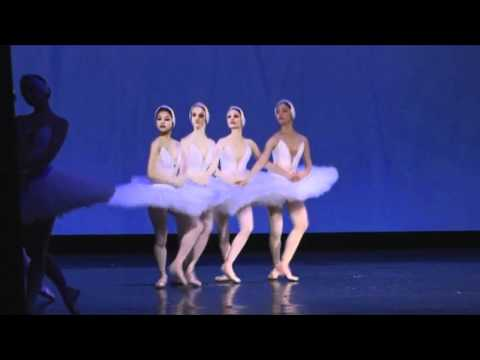 2Act Swan Lake dance of the four little swans