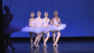 """2.Act Swan Lake"" dance of the four little swans"