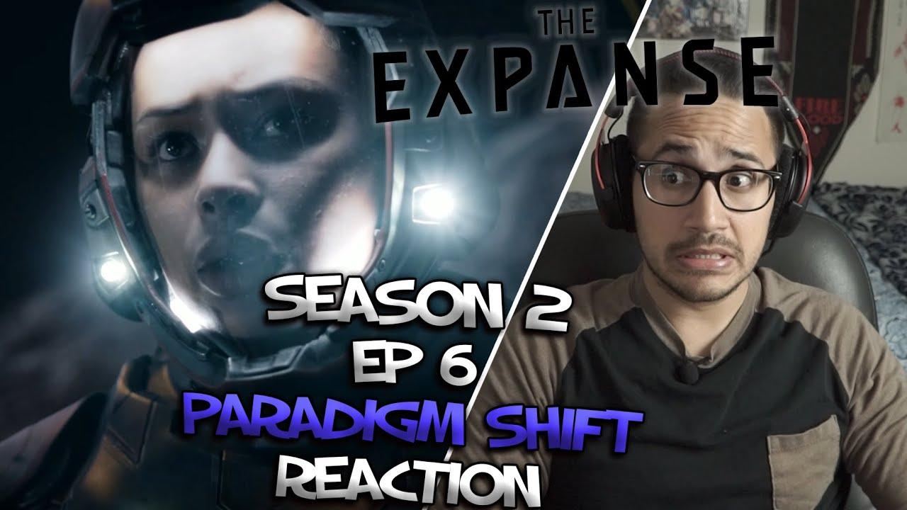 Download The Expanse Reaction Season 2 Episode 6 Paradigm Shift