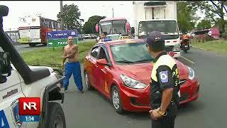 Zafarrancho fuera del hospital México provoca problemas