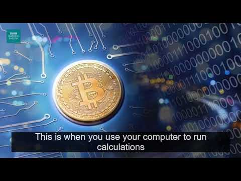 6 Minute English -  Bitcoin: Digital Crypto Currency With Subtitles