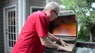 Reverse Searing Steaks on a Gas Grill