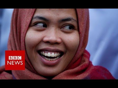 Kim Jong-nam: Indonesian woman accused of murder freed- BBC News