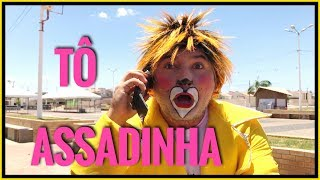 FLORENTINA A FILHA DO TIRIRICA - PALHAÇO FUXIQUINHO - PARÓDIA CLIP PARADINHA ANITTA - TÔ ASSADINHA thumbnail
