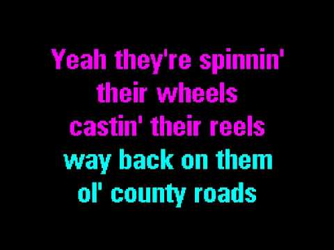 Billy CurringtonThat's How Country Boys Roll KARAOKEINSTRUMENTAL