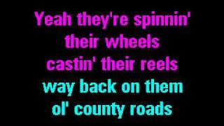 billy currington thats how country boys roll karaokeinstrumental
