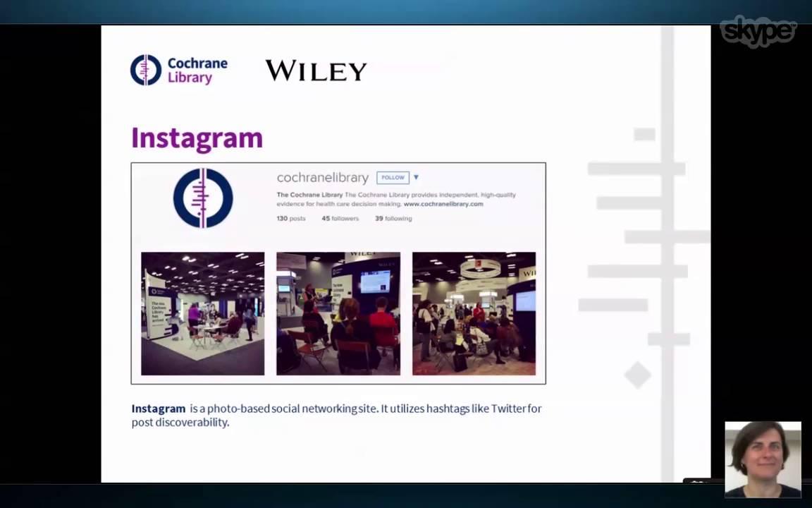 Using social media for effective communication - YouTube