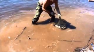 Рыбак и рыба Прикол!!!!