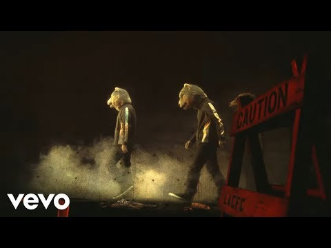 MAN WITH A MISSION - Winding Road (Official Video)