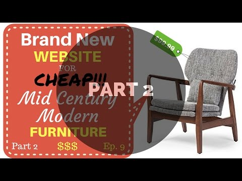 Where To Buy Cheap Mid Century Modern Furniture Reproductions | Part 2