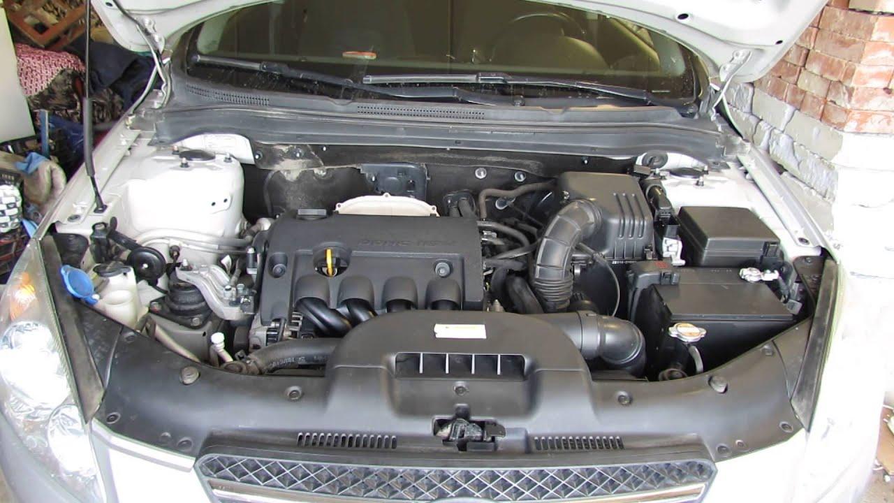 Купить Двигатель Kia Ceed 1.6 CVVT G4FC Двигатель Киа Сид 1.6 2009 .