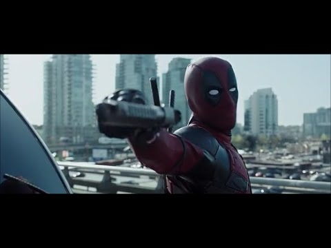 Deadpool Music Video- To Be Loved