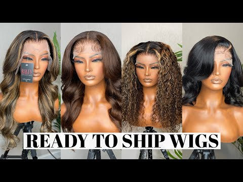 HOW TO: Ready To Ship Wig Units | Tips to INCREASE Sales | Lou xoxo