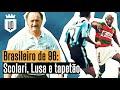 Brasileirão de 96: Grêmio campeão, Lusa vice e zebras inesquecíveis