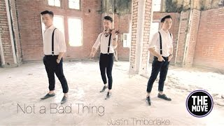the move indonesia    justin timberlake not a bad thing cover by josh kua and king legacy