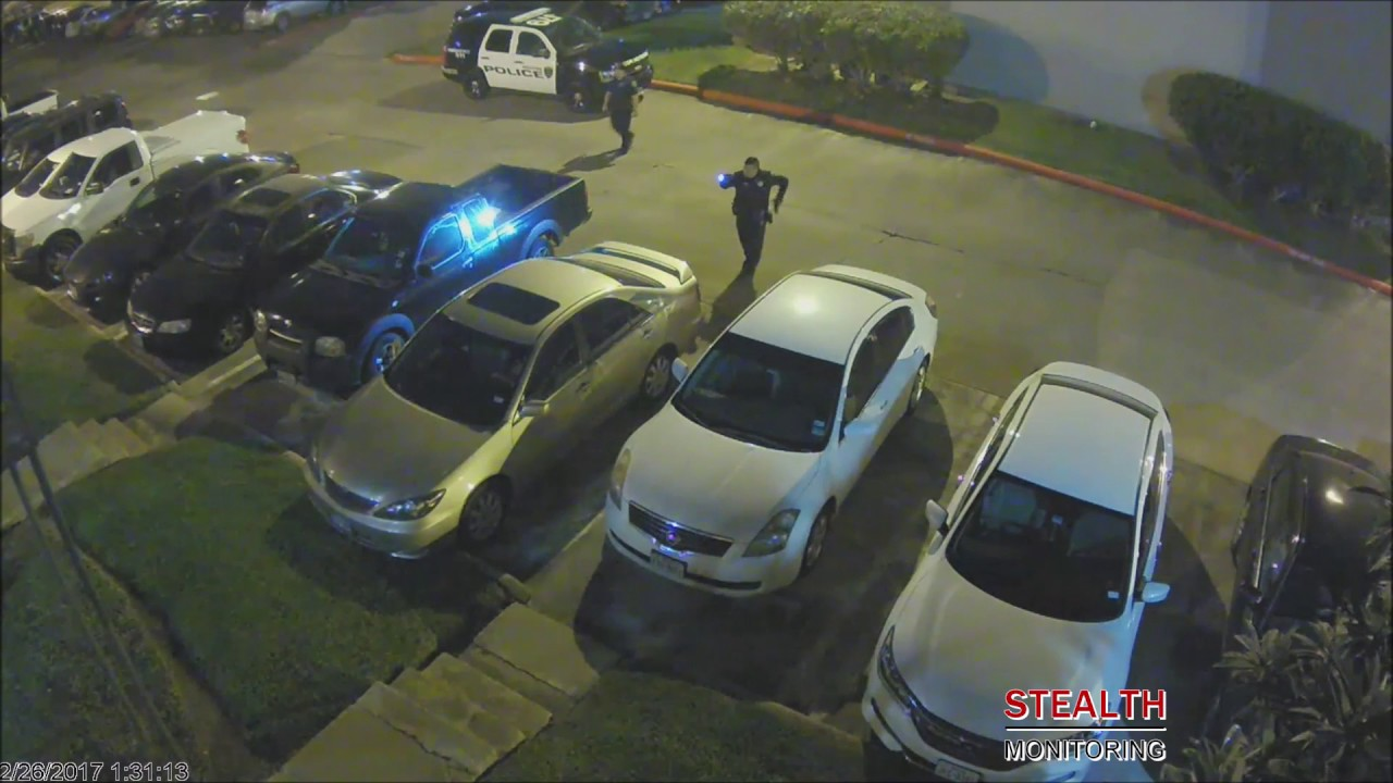Multifamily Apartment Car Thief Arrested with Remote Surveillance