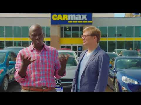 Carmax Purple Van