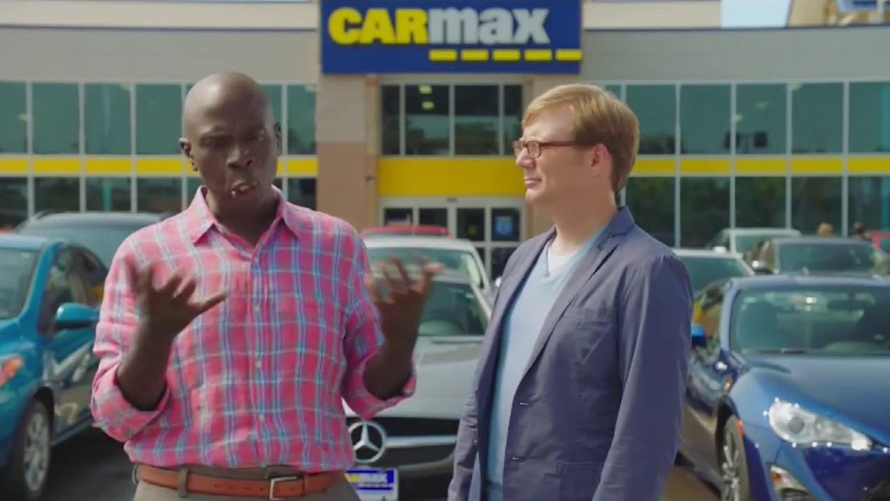 Carmax Purple Van Youtube