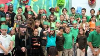Squirm the Musical - 2nd Grade Performance