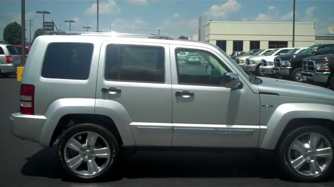 New 2011 Jeep Liberty Jet At Lochmandy Motors   YouTube
