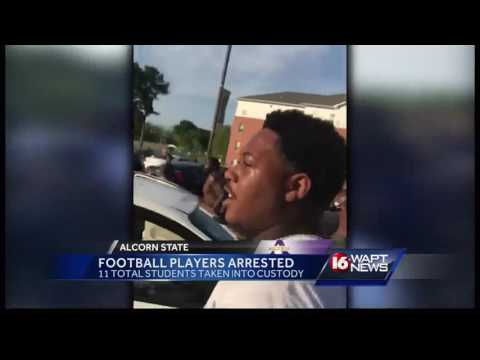 Alcorn State football players arrested following campus fight