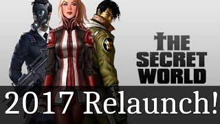 The Secret World MMORPG Relaunch 2017 | Improving Combat, Business Model & More