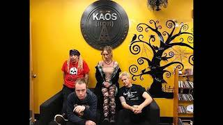 Healthy Junkies kaos radio Olympia interview 2018