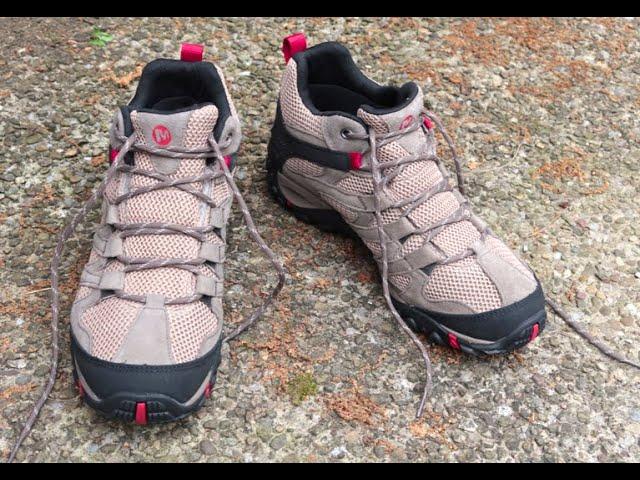 Merrell Mens Alverstone Mid Waterproof Hiking Boot