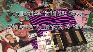 Collective Haul #1: Ross, Walgreens,Target, & More Thumbnail