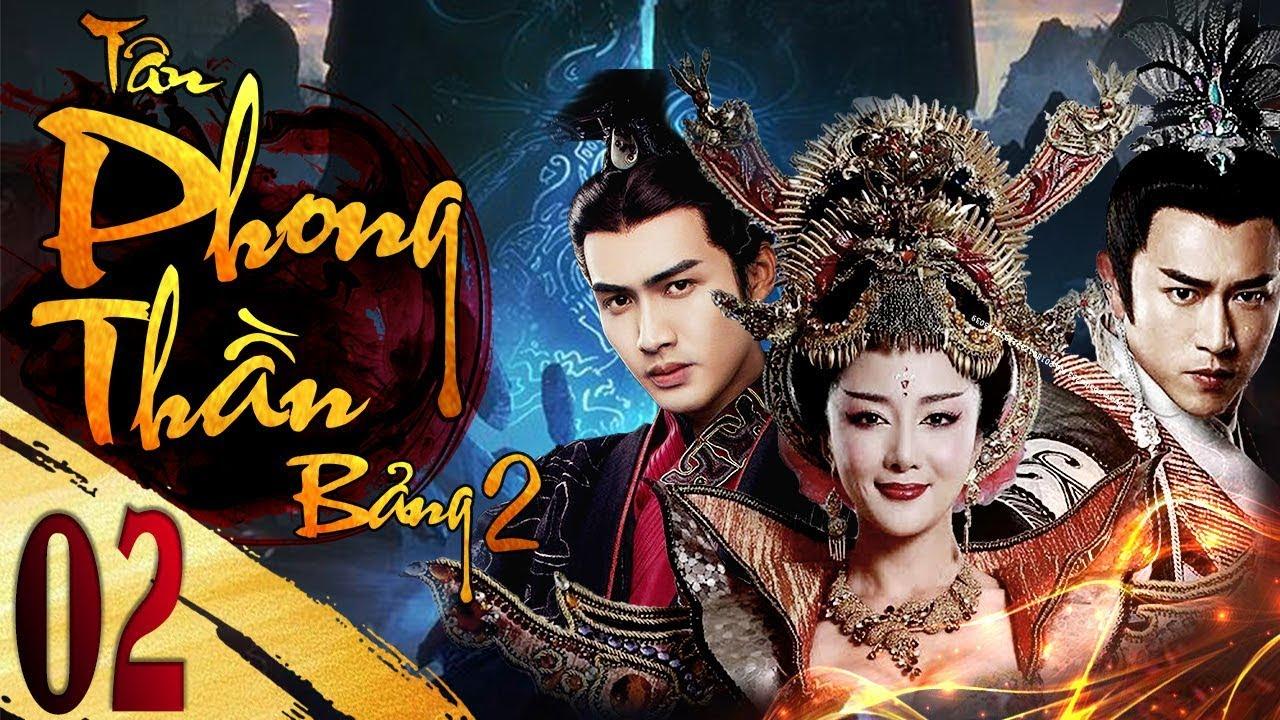 Phần 2 | Tân Bảng Phong Thần – Tập 02…