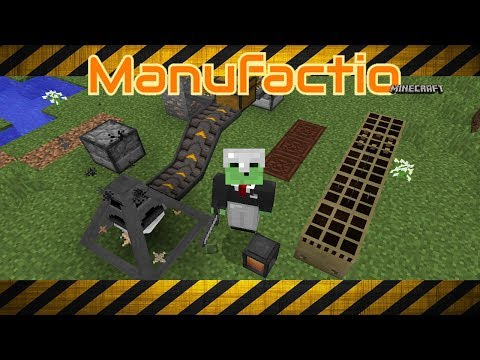Manufactio - Modpacks - Minecraft - CurseForge
