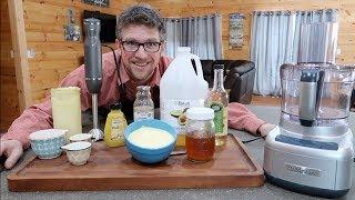 blender mayonniase