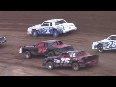 Pure Stock Heat Two | McKean County Raceway | 8-17-17