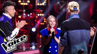 The Best Of! Julia Totoszko | The Voice Kids Poland 3