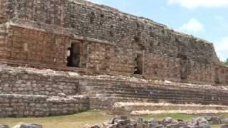 Bienvenida a Yucatán. Zonas Arqueológicas de la Península de Yucatán / 2008