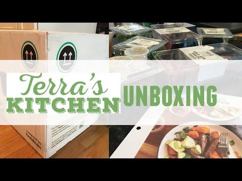Terra's Kitchen UNBOXING